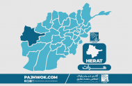 7 railways guards injured in Herat blast