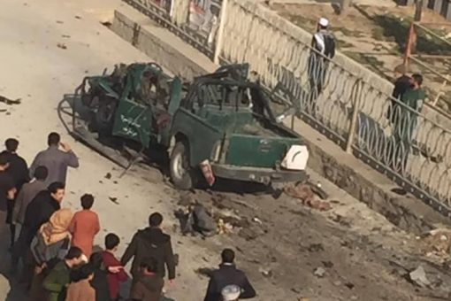 2 Policemen Injured in Another String of IED Attacks, Kabul – The Khaama Press News Agency