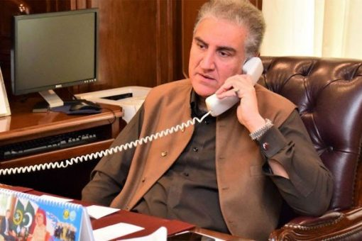 Intra-Afghan talks rare opportunity for lasting peace in Afghanistan: Qureshi