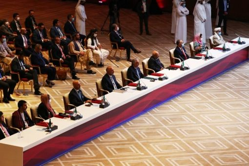 Commitment to peace is all that's keeping Republic's team in Doha