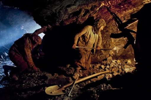 Minister of mines concerned over widespread illegal mining