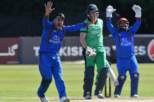 Sublime Rashid helps Afghanistan secure 3-0 whitewash over Ireland